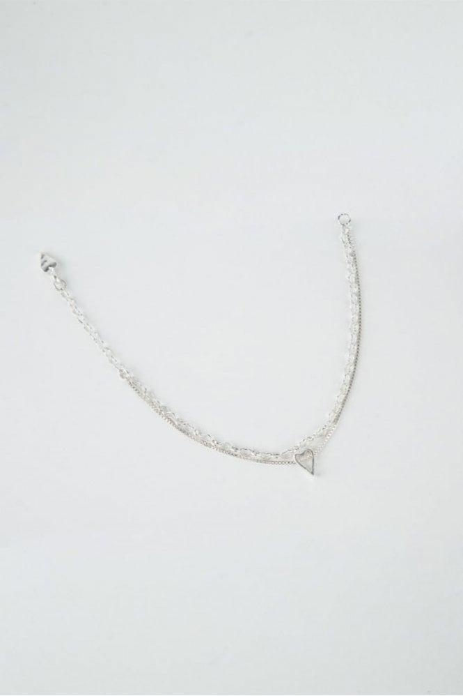Tutti & Co Silver Faith Bracelet