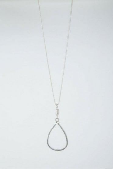 Silver Haven Necklace
