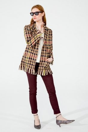 Amalia Parma Check Jacket