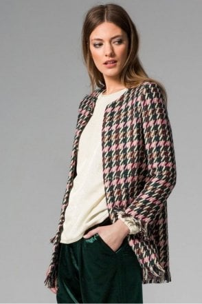 Anna Artusi Tweed Coat