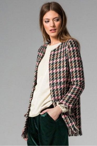 Anna Artusi Tweed Coat