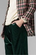 Vilagallo Anna Artusi Tweed Coat