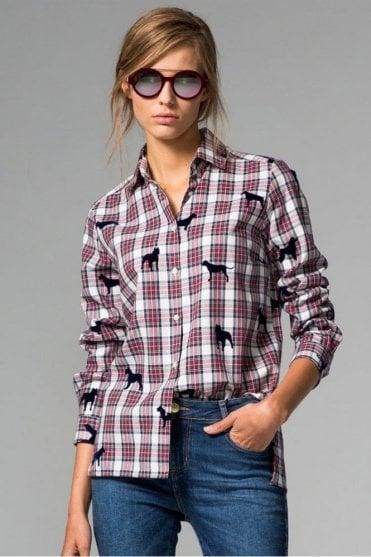 Dover Scottish Viella Floc Shirt