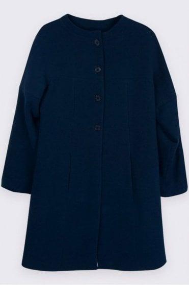 Gala Crep Marino VII Coat