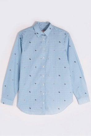 Natasha Ascot Vichy Shirt