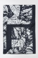 Weekend MaxMara Agora Print Stole in Ultramarine