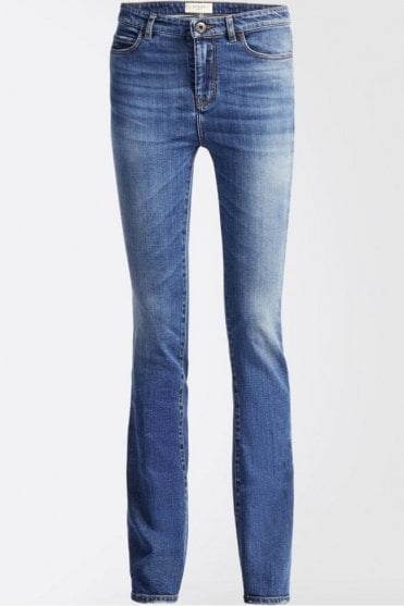 Cervo Slim-Fit Jeans in Midnight Blue