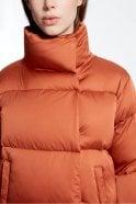 Weekend MaxMara Drop-Proof Satin Down Jacket