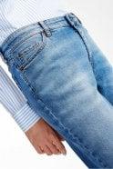 Weekend MaxMara Firma Boyfriend Jeans in Ultramarine