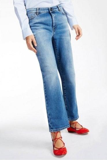 Firma Boyfriend Jeans in Ultramarine