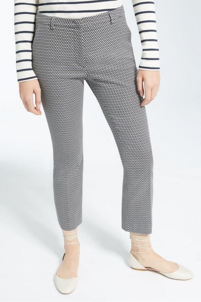 Weekend MaxMara Grecia Stretch Cotton Trousers
