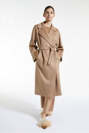 Katai Wool Coat in Camel