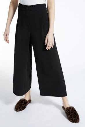 Zaira Cady Trousers in Black