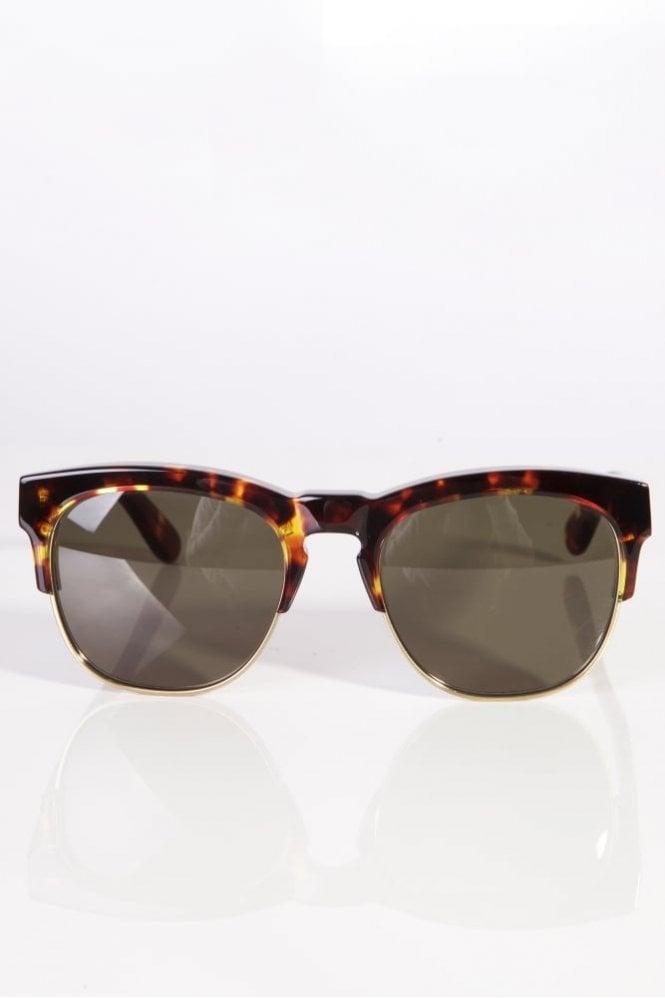 Wildfox Clubfox Sunglasses in Tokyo Tortoise