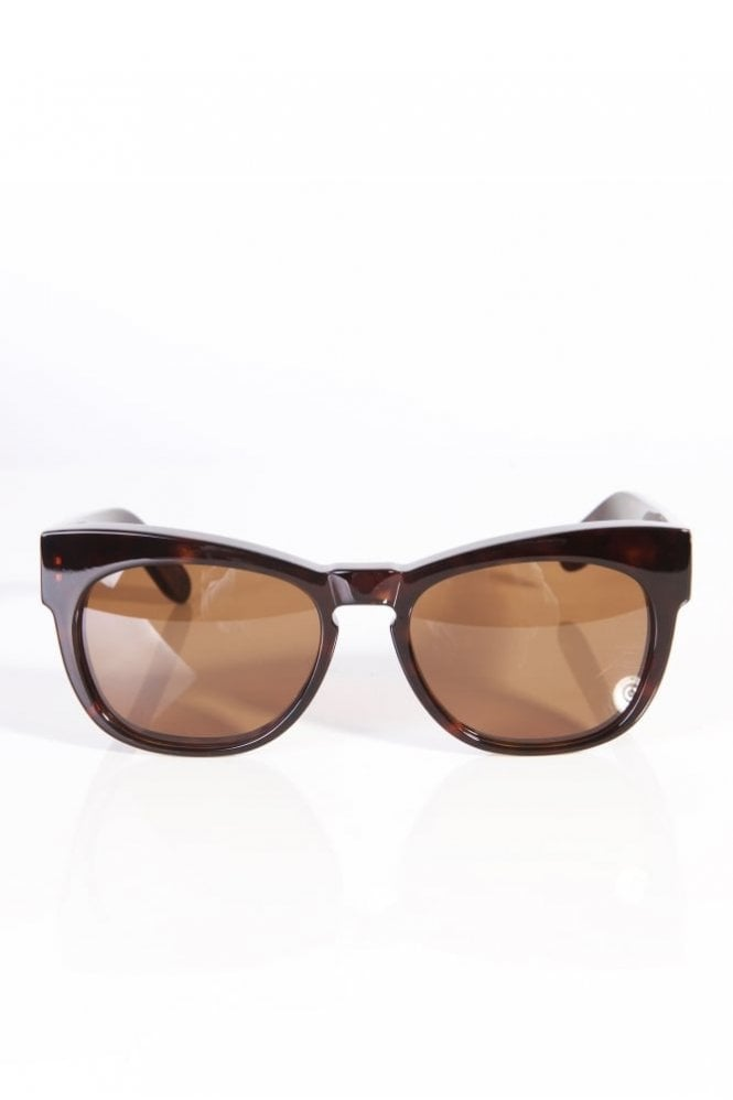 Wildfox Winston Frame Sunglasses in Tortoise