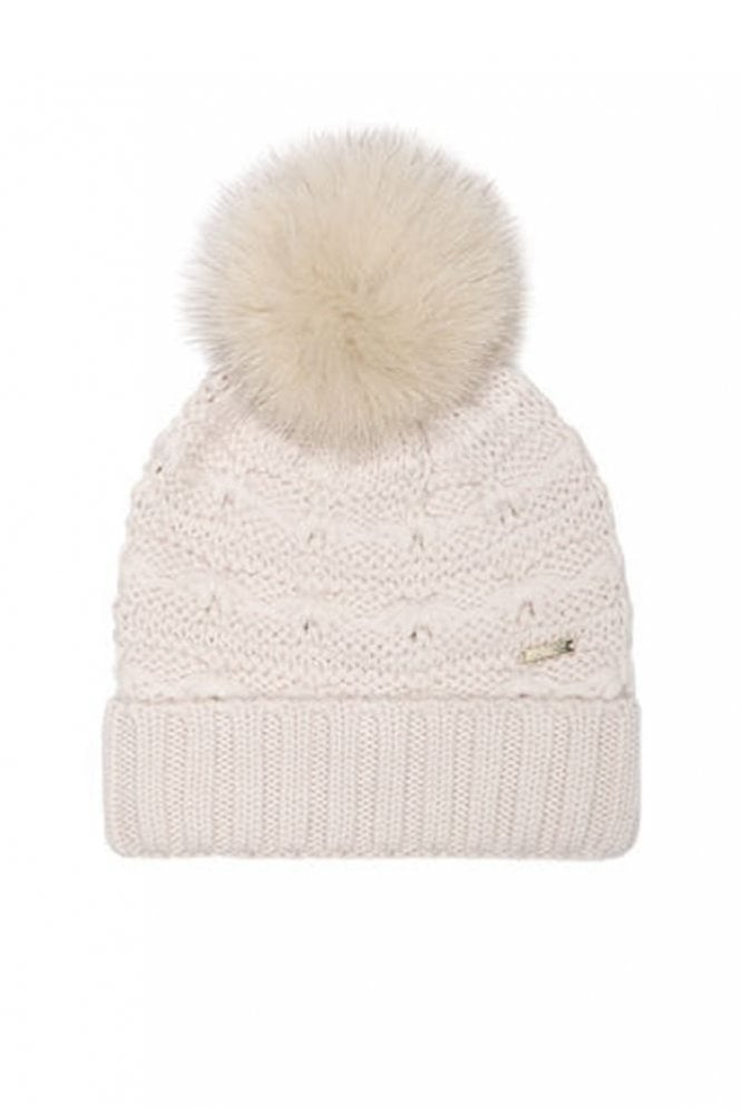 Woolrich Serenity Hat in Frozen White