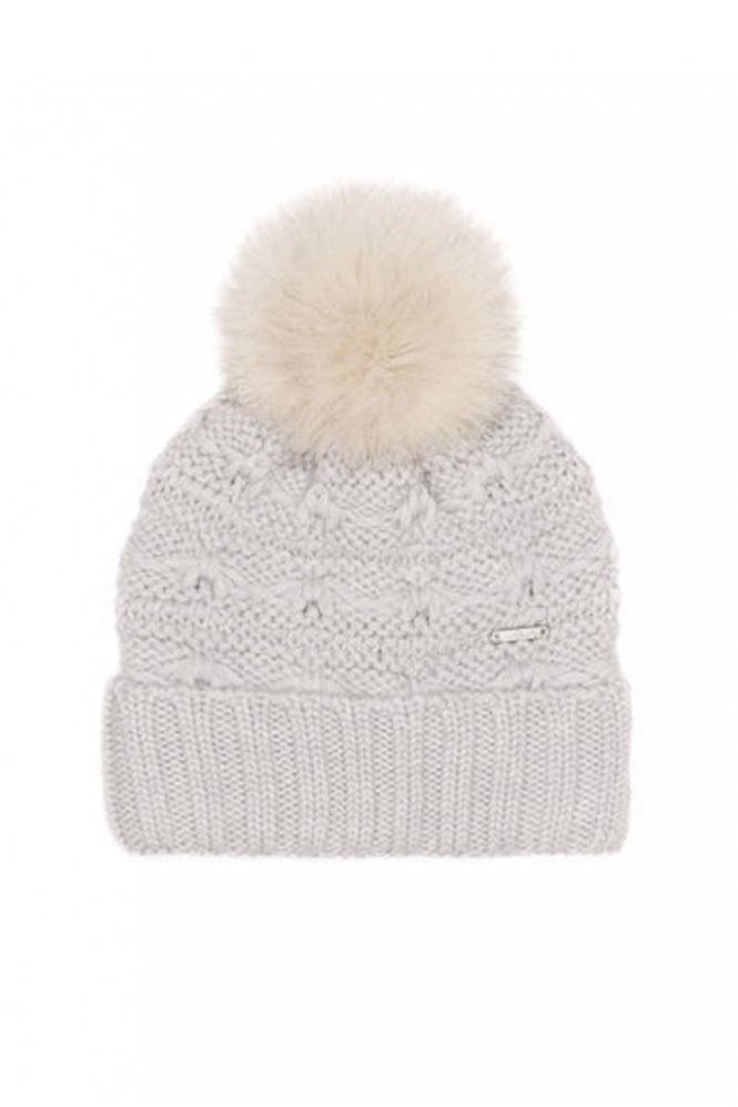 Woolrich Serenity Hat in Silver Birch Melange