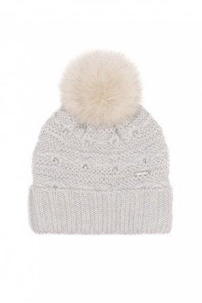 Serenity Hat in Silver Birch Melange