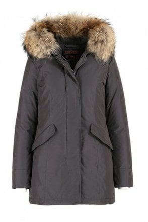 W'S Luxury Arctic Parka Coat