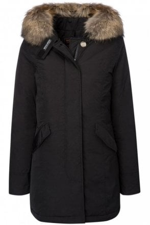 W's Luxury Arctic Parka in Black