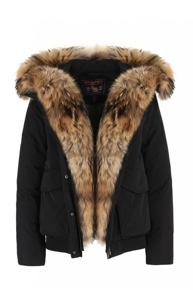 Woolrich W'S Military Bomber Coat
